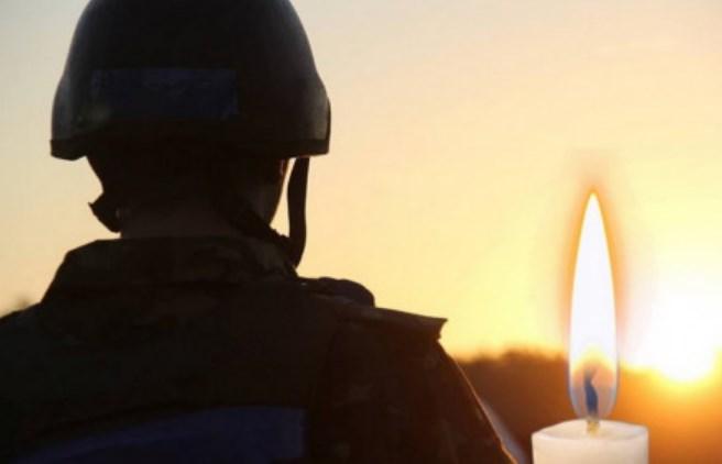 Військовослужбовець отримав кульове поранення не сумісне з життям під час обстрілу поблизу населеного пункту Новотошківське.