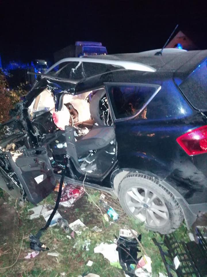 О 00:15 21 листопада до рятувальників надійшла інформація про дорожньо-транспортну пригоду на автошляху Мукачево-Рогатин-Львів.
