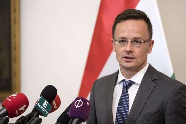 Міністр зовнішньої економіки і закордонних справ Угорщини Петер Сійярто відвідає Україну з робочим візитом 27 січня.