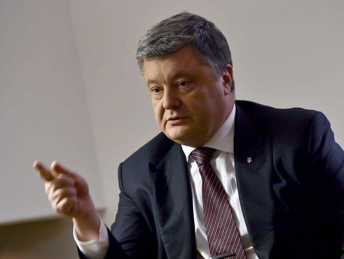 Україна офіційно вийде з СНД - Порошенко
