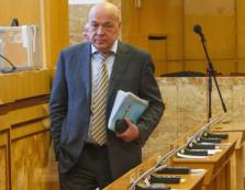 Геннадій Москаль до зали Верховної Ради не потрапляє