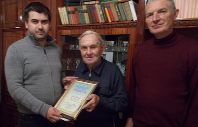 У Берегові на 88-році життя помер ексфутболіст ужгородського