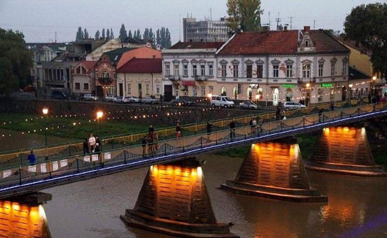 Закарпатські міста потрапили в ТОП 10 рейтингу міст України: Ужгород зайняв 4 місце, Мукачево – 9.