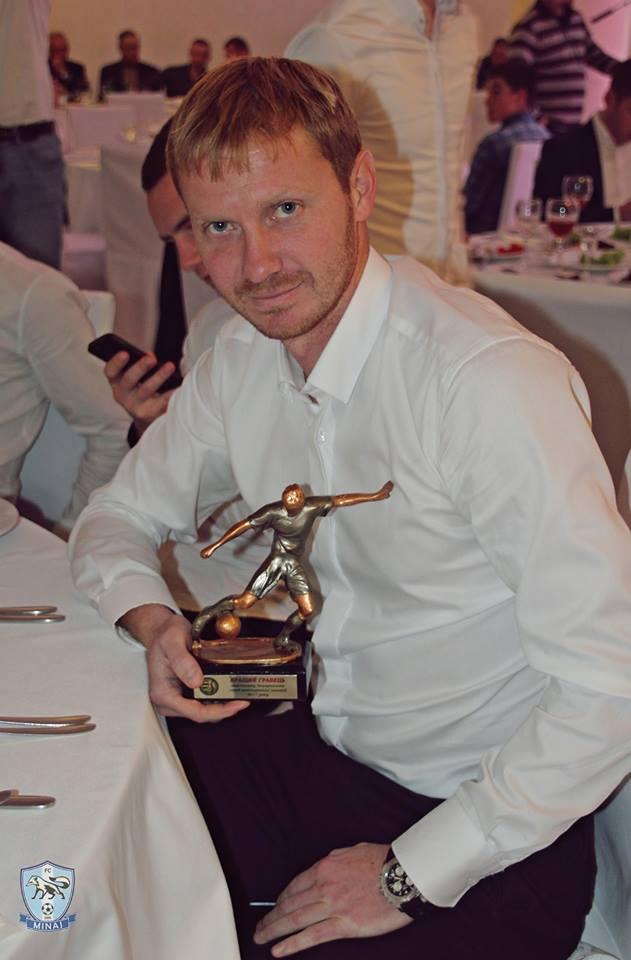 Найкращим футболістом чемпіонату Закарпатської області 2017 визнали ....?