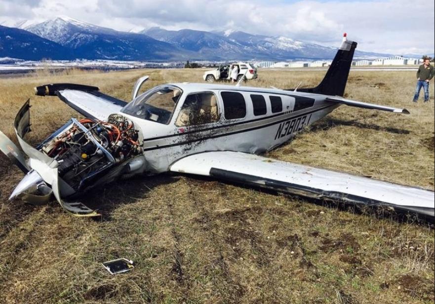 В Угорщині розбився малогабаритний літак – двоє загинули