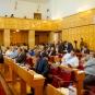 Закарпатські депутати зібрались на чергове засідання облради / ФОТО