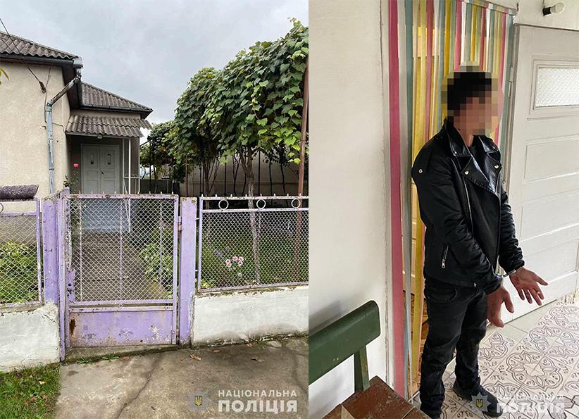 У селі Чорнотисово, що неподалік Виноградова, нетверезий чоловік проник до будинку 80-літньої бабусі.