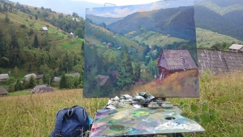 На Синевирі відбудеться пленер митців з усієї Європи