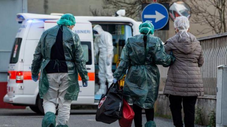 43 пацієнтам підтверджено новий коронавірус.