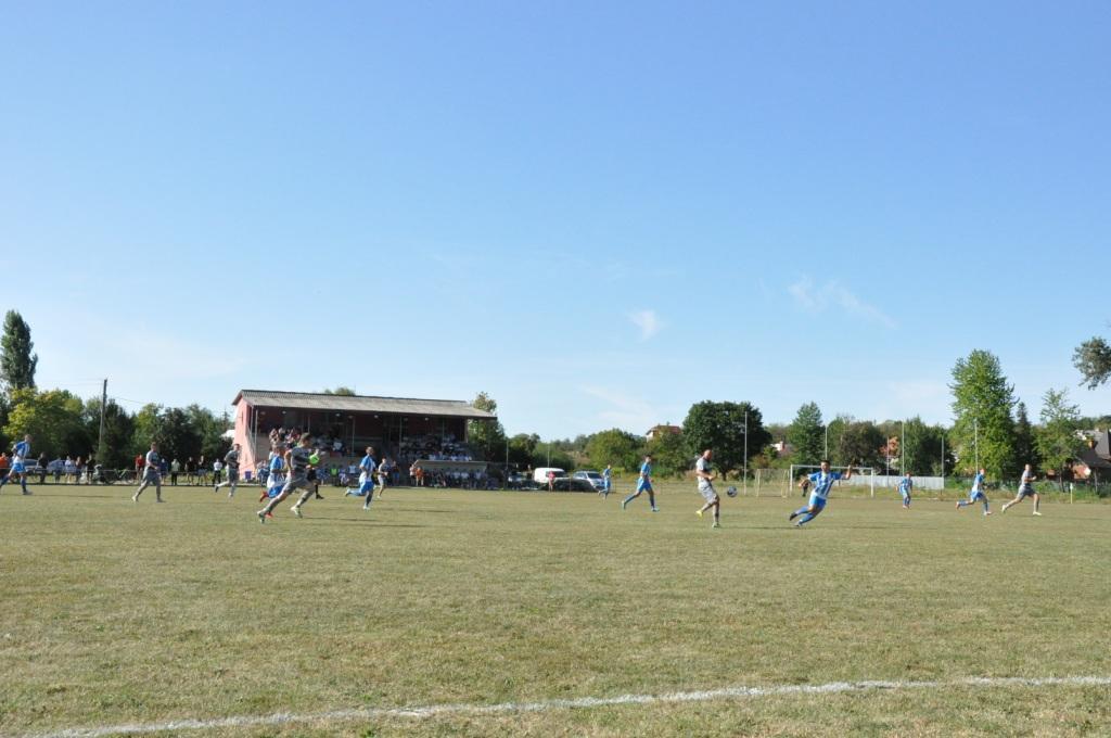Напередодні, 14 вересня, відбулись матчі сімнадцятого туру у Західній зоні чемпіонату Закарпаття.