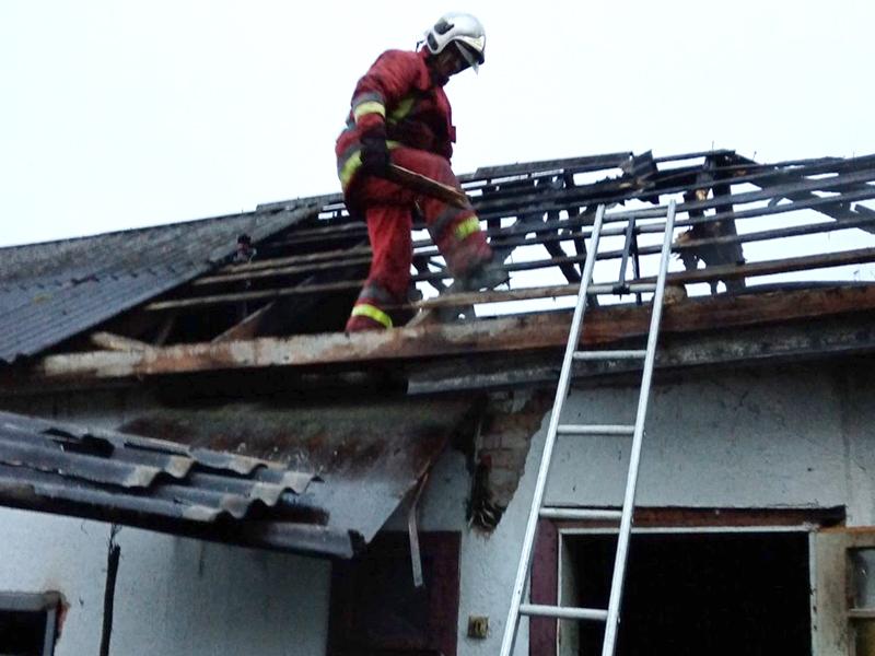 30 вересня о 18:14 до Служби порятунку надійшло повідомлення про пожежу в господарчій споруді, розташованій у с. Лоза Іршавського району.