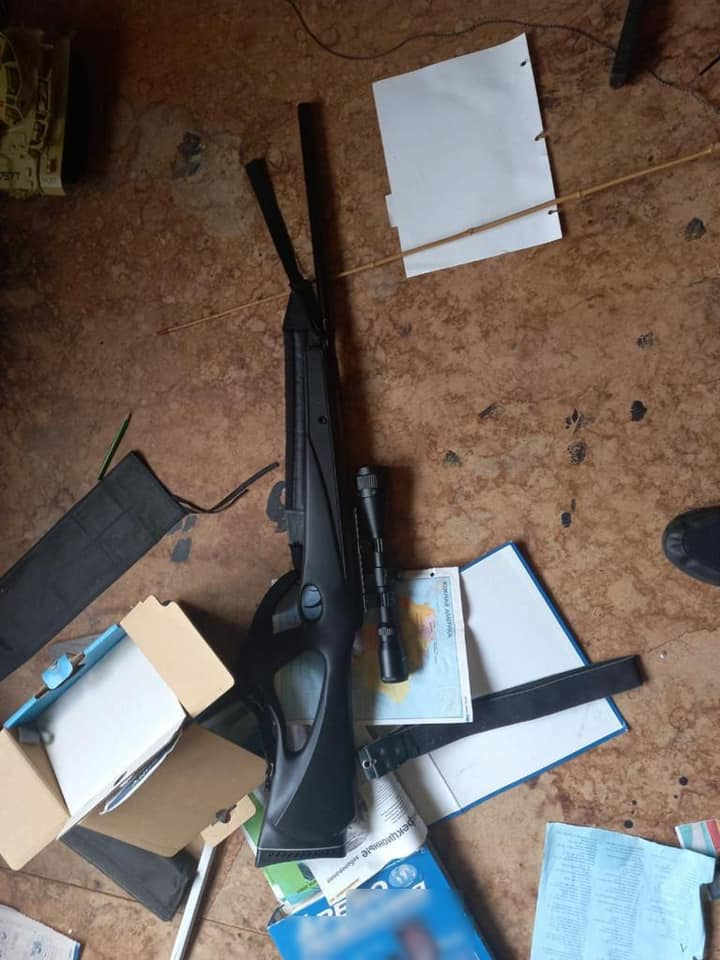 Инцидент произошел сегодня в городе Буча.