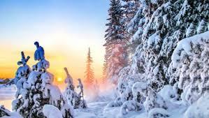 Температура повітря вночі 7-10° морозу, вдень 1-3° морозу.