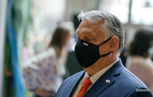 Прем'єр-міністр заявив, що несе відповідальність тільки перед угорськими виборцями.
