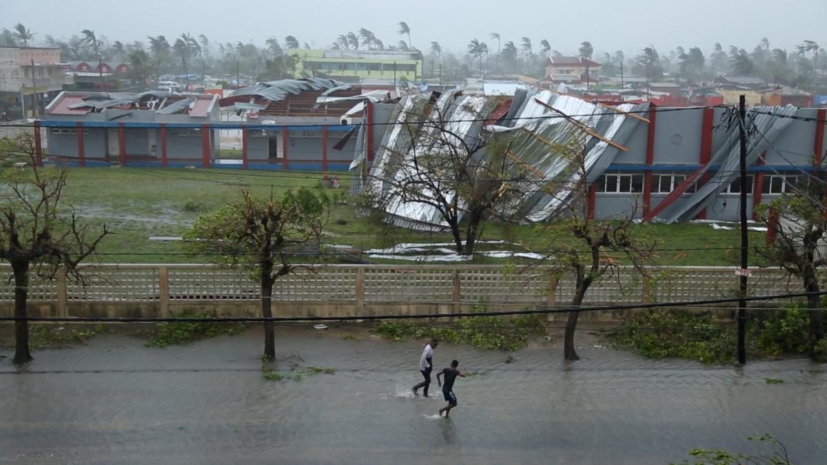 """Наслідки циклону """"Ідай"""" в Африці: загинуло понад 300 людей"""