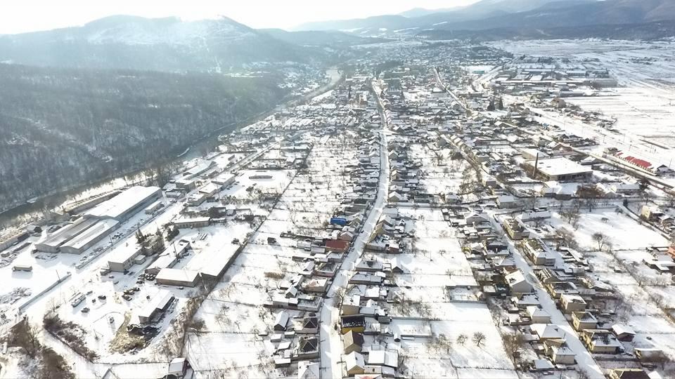 Вражаючі зимові фотографії Великого Березного та околиць