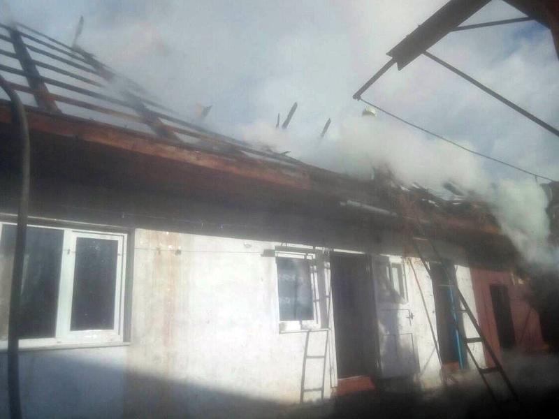 6 лютого сталася пожежа в житловому будинку, розташованому в с. Волосянка Великоберезнянського району.