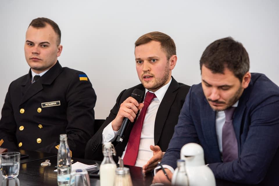 Нардеп побував на дводенній конференції з безпеки у Мюнхені.
