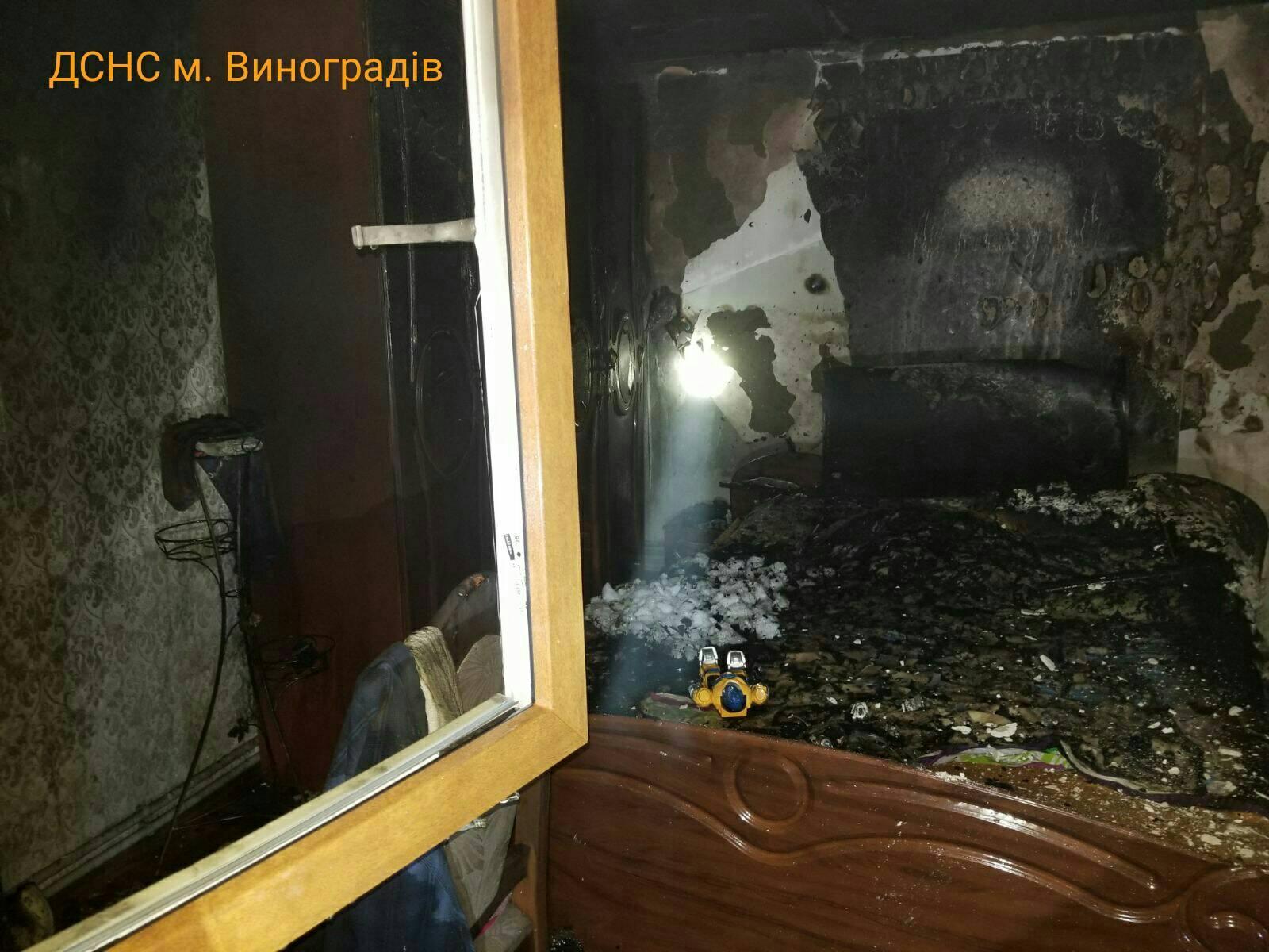 У с. Чепа рятувальники ліквідували пожежу у добудові до житлового будинку.