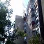 З'явилося відео пожежі на вулиці Минайській в Ужгороді /ВІДЕО