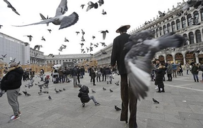 У Венеції за їзду на самокаті оштрафували п'ятирічного хлопчика