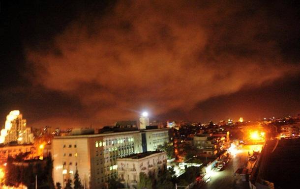 У Сирії заявили про постраждалих внаслідок удару