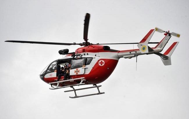 В Україні створять систему вертолітної служби порятунку, - Аваков