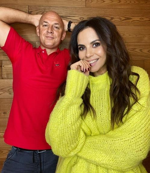 Український продюсер та репер Потап поділився доволі пікантними подробицями їхнього з Настею Каменських подружнього життя.