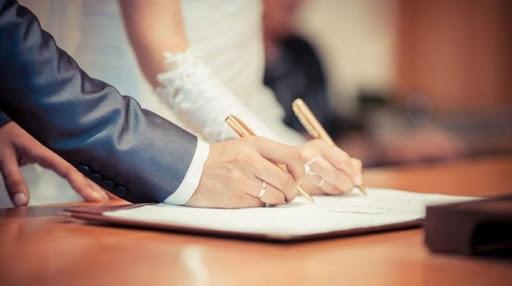 Понад 500 шлюбів та 30 розлучень зареєстровано на Закарпатті у січні 2021 року.