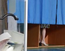 За явкою виборців Мукачево відстало від Ужгорода на 10 відсотків