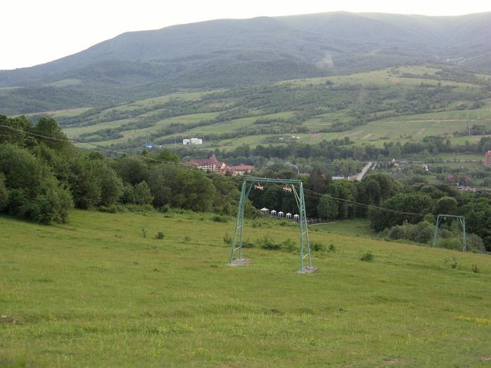 Відоме курортне село Солочин в Свалявському районі приєднається до Полянської ОТГ.