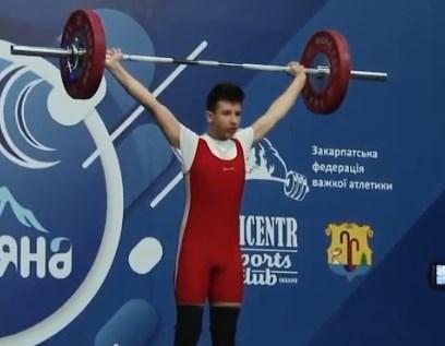 В Поляні на Свалявщині відбулися змагання з важкої атлетики, в яких взяли участь 297 спортсменів з 22 областей України.