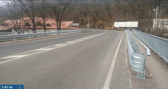 Дорожники показали відновлену високогірну дорогу в Карпатах