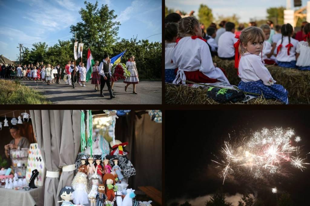 20 серпня урочистості розпочнуться відкриттям барельєфу святому Іштвану в Косині (12.30 год.)