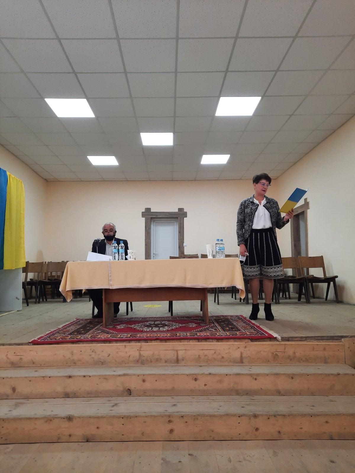 Сьогодні, першого грудня, у новоутвореній Тур'я-Реметівській сільській ОТГ Ужгородського району відбулась перша сесія.