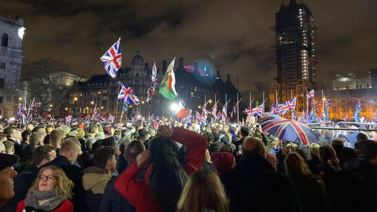 У ніч на 1 лютого Британія офіційно вийшла з Європейського союзу.