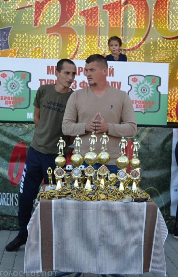 В Закарпатті триває Міжнародний турнір з футболу ILLARA CUP.