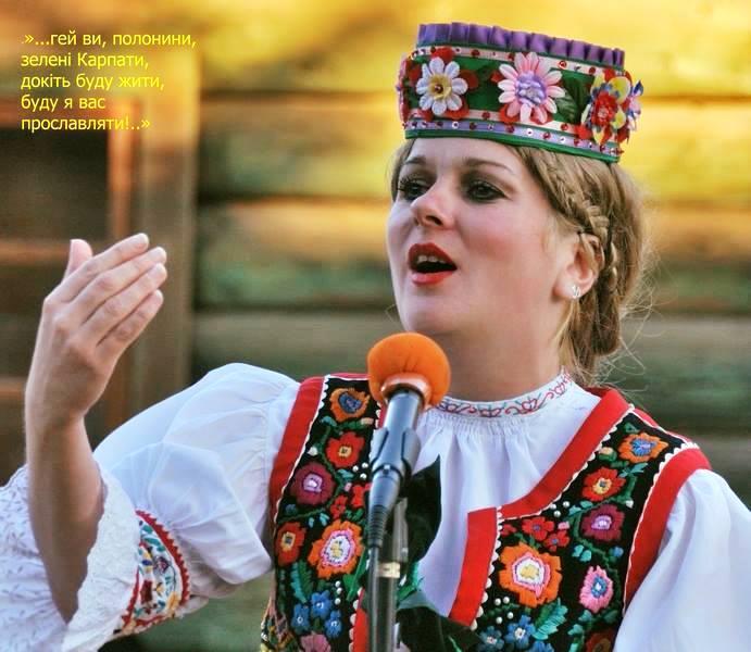 Закарпатська співачка розповіла про Меладзе, Йолку і те, кому б із політиків хотіла заспівати