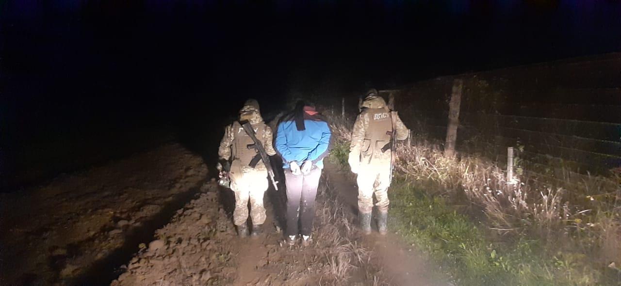 Порушника, який намагався незаконно потрапити до Угорщини, затримали цієї ночі військовослужбовці відділу прикордонної служби «Лужанка» Мукачівського загону.