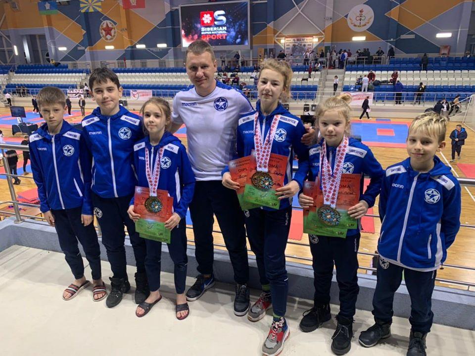 15 грудня у Мінську відбувся міжнародний Різдвяний турнір з таеквон-до.