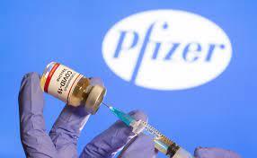 16 апреля в Украину была доставлена первая партия коронавирусной вакцины Pfizer-BioNTech.