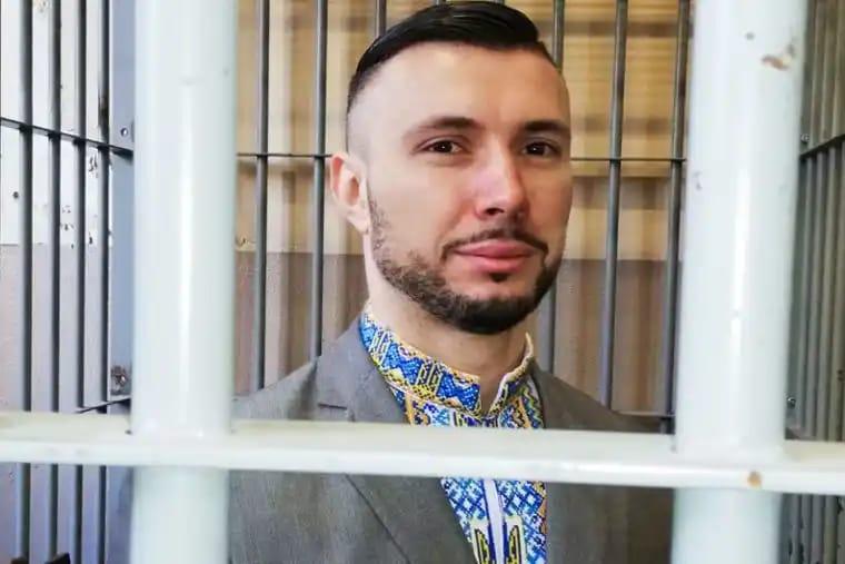 Віталій Марків більше трьох років знаходився в Італійській в'язниці за звинуваченням в убивстві італійського фотографа.