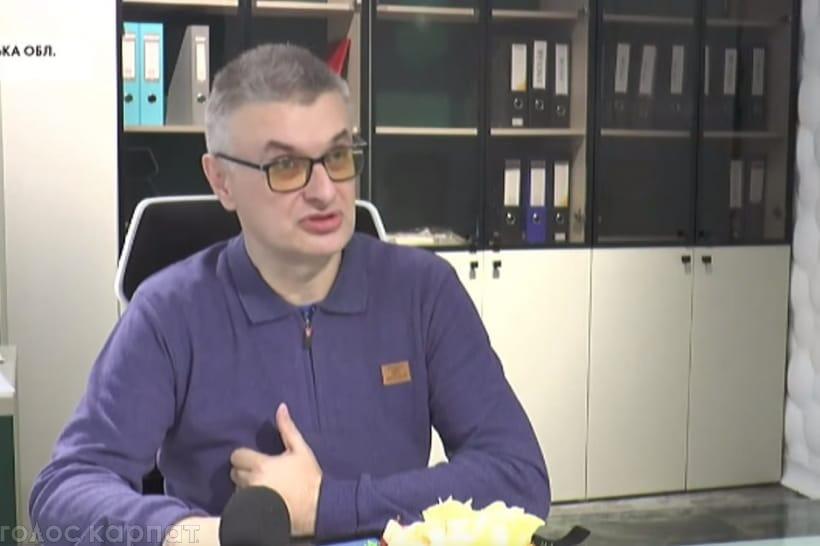 Працівники ОБСЄ мали розмову в Берегові з головою УМДС.