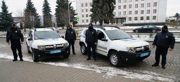 Сьогодні у Мукачеві офіційно стартував проект «Поліцейський офіцер громади».