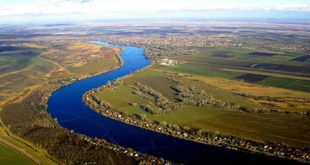 Учора, 29 червня, відзначали День Дунаю.