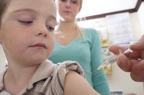 ВУкраїні продовжили другий тур вакцинації від поліомієліту