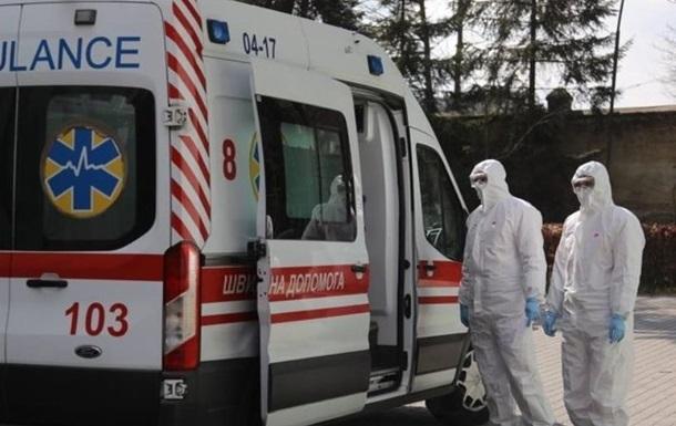 Захворюваність на COVID-19 в Україні за добу перевищила показник 40 на 100 тисяч населення.