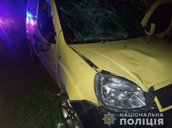 Полиция возбудила уголовное дело по факту нападения на двух велосипедистов возле села Королево.