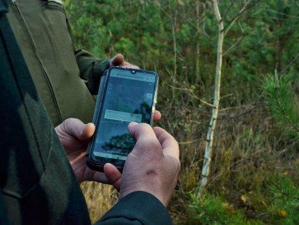Відтепер кожен турист, журналіст або представник громадськості має змогу перевірити на території області законність проведення заготівлі деревини.