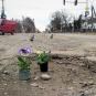 """""""Квіткова акція"""" у Виноградові: Москаль радить висадити квіти навпроти Мінінфраструктури"""